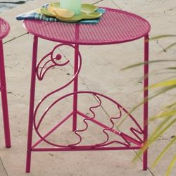 Flamingo Outdoor Side Table