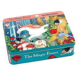 Kid's Magic Forest Puzzle