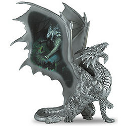 Legend of the Labyrinth Dragon Figurine
