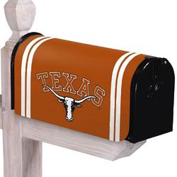Texas Longhorns Magnetic Mailbox Cover