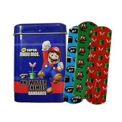 Mario Nintendo Bandages