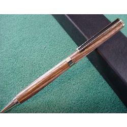 Handmade Slimline Wood Pen or Pencil