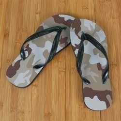 Desert Camo Beacher Sandal