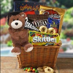 Congrats Graduate Gift Basket