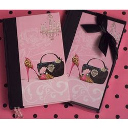 Dazzling Divas Phone Book Favor
