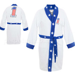Evel Knievel Bathrobe