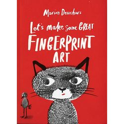 Let's Make Some Great Fingerprint Art Book