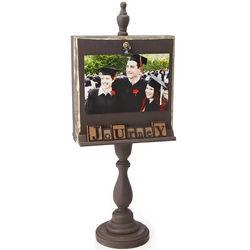 Graduation Wooden Pedestal Frame