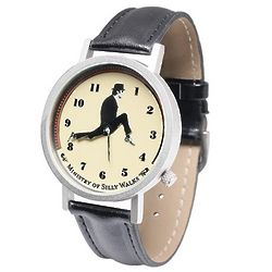 Monty Python Silly Walks Watch