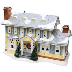 National Lampoon's Christmas Vacation Griswold House Figurine