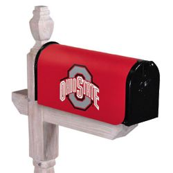 Ohio State Buckeyes Magnetic Mailbox Cover