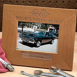 Wooden Car Frame