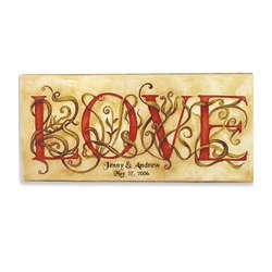 Romance Love Art Canvas