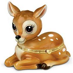 Granddaughter You're My Little Dear Deer Music Box