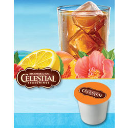 Celestial Seasonings Perfect Iced Tea K-Cup Variety Pack