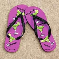 Pink Margarita Beacher Sandal