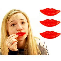 Gummy Lips
