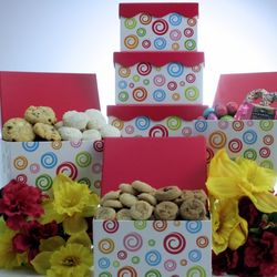 Spring Sweets Mother's Day Gift Tower