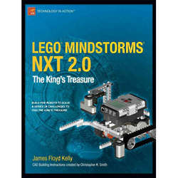 LEGO: The King's Treasure Robotics Book