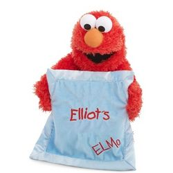 Peek A Boo Elmo Talking and Moving Toy