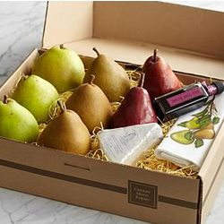Pears and Blue Cheese Gift Box