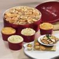 """Incredible Spreadables With Crunchy """"Crrrisps"""" Gift of 8"""