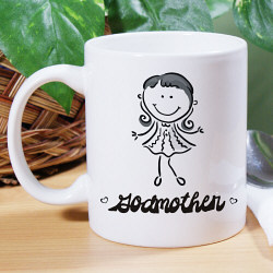 Godmother Ceramic Mug
