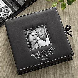 Love & Memories Personalized Photo Album