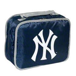 New York Yankees Navy Lunch Box