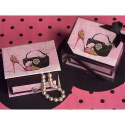 Dazzling Divas Jewelry Box Event Favor