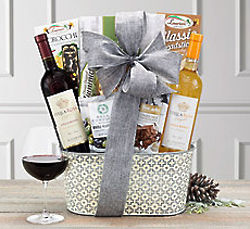 Stella Rosa Semi Sweet Wine Gift Basket