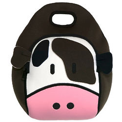 Eco-Sponge Cow Lunch Bag