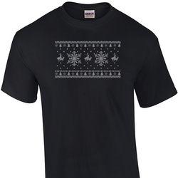 Reindeer Humping Christmas T-Shirt
