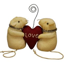 Love Mice Photo Holder