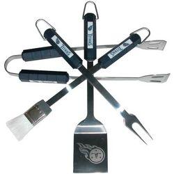 Tennessee Titans 4-Piece BBQ Tool Set