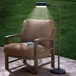 Cordless Outdoor Reading Lamp