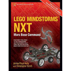 LEGO: Mars Base Robotics Book