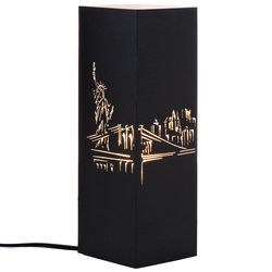 New York City Skyline Accent Lamp