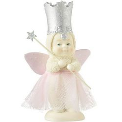 Snowbaby as Glinda the Good Witch Figurine