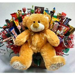 Beary Huggable Gift Basket