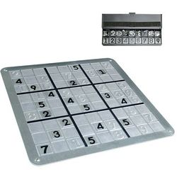 Magnetic Sudoku Board Game