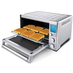 Toaster Oven with LCD Display