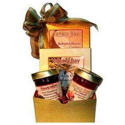 Chocolate and Jam Rum Runner Gift Box