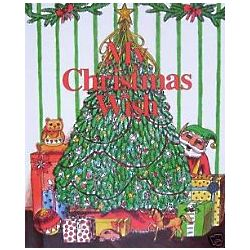 My Christmas Wish Personalized Book