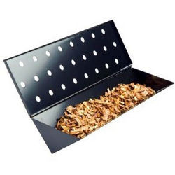 V Shape BBQ Smoker Box