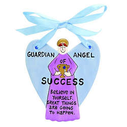 Guardian Angel of Success Ornament