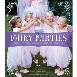 Fairy Parties: Recipes, Crafts and Games Book