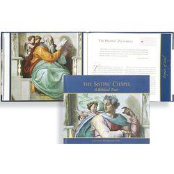 The Sistine Chapel a Biblical Tour Hardcover Book