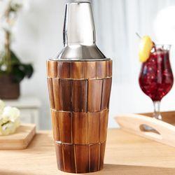Tiki-Tastic Cocktail Shaker