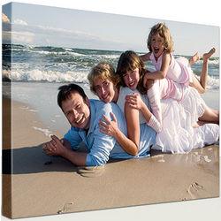 Your Family Portrait on Canvas